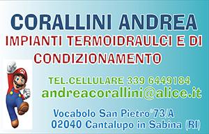 Corallini Andrea